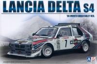 Lancia Delta S4 - Monte Carlo Rally Version 1986 - 1:24