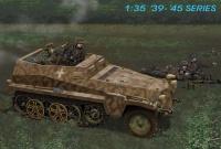 Sd.Kfz. 250/7 - Ausf. A - leichter Schützenpanzerwagen mit Granatwerfer - 1:35