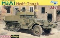 M3A1 Half-Track - 3in1 - 1:35