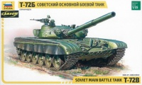 T-72B - Soviet Main Battle Tank - 1:35