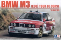 BMW M3 - E30 - Tour de Corse Rally Version 1989 - 1:24