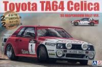 Toyota TA64 Celica - Haspengouw Rally Version 1985 - 1:24