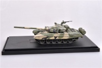 Sowjetischer Kampfpanzer T-72B - 1980er - Fertigmodell - 1:72