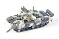 Sowjetischer Kampfpanzer T-90A - Kaukasus - Fertigmodell - 1:72
