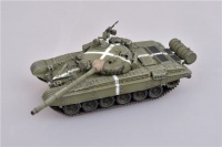 Soviet Army Main Battle Tank T-72A - 1980s - Finished Model - 1/72