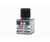 Panel Line Accent Color - Dunkelgrau / Dark Gray - 40ml