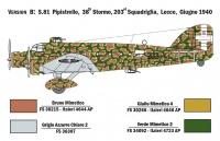 Savoia Marchetti SM81 Pipistrello - 1:72
