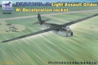 DFS230V-6 - Light Assault Glider with deceleration rocket - 1:72