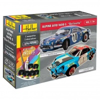 Alpine A110 1600S - Berlinette - Starter-Set - 1:24