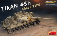 Tiran 4Sh - Early Type - with full interior - 1/35