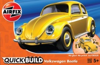 Quick Build - Volkswagen Beetle / Käfer - Gelb