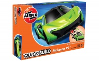 Quick Build - McLaren P1 - Green