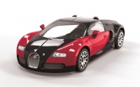 Quick Build - Bugatti Veyron - Black & Red