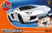 Quick Build - Lamborghini Aventador - White
