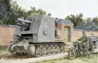 15cm s.IG. 33 (Sf) auf Pz.Kpfw. I Ausf. B - 1:35