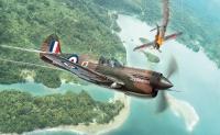 P-40E / K Kittyhawk - 1:48