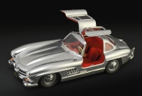 Mercedes-Benz 300SL - Gullwing - 1/16