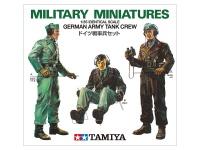 German Army Tank Crew - 1/35