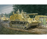 Hummel - Sd.Kfz. 165 - 2in1 - Early / Late Production - 1:35