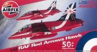RAF Red Arrows Hawk - 1:72