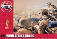 Afrika Korps WWII - 1/72