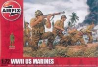 US Marines WWII - 1:72