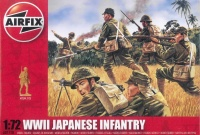 Japanese Infantry WWII - 1:72