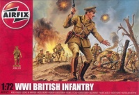 British Infantry WWI - 1:72