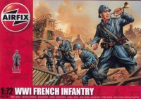 French Infantry WWI - 1/72