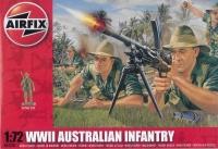 Australian Infantry WWII - 1:72