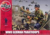 German Paratroops WWII - 1:72