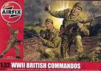British Commandos WWII - 1:32