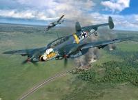 Messerschmitt Bf 110 C-2/C-7 - 1/32