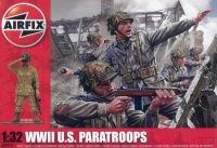 US Paratroops WWII - 1:32