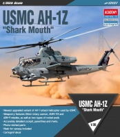 USMC AH-1Z - Shark Mouth - 1:35