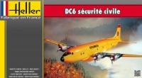 DC-6 Securite Civile - 1:72