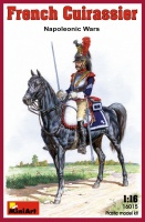 French Cuirassier - Napoleonic Wars - 1:16