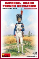 Imperial Guard - French Grenadier - 1:16