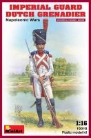 Imperial Guard - Dutch Grenadier - Napoleonic Wars - 1:16
