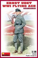 Ernst Udet - WWI Flying Ace - 1:16