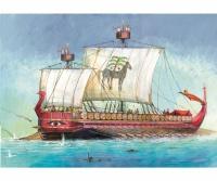 Carthaginian Warship III - I B.C. - 1/72