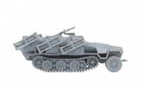 Sd.Kfz. 251/1 - Stuka zu Fuss - 1:100
