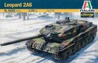 Leopard 2A6 - Bundeswehr -  1:35
