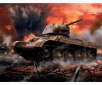 T-34/76 - Soviet Medium Tank - 1/100