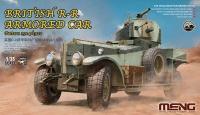 British R-R Armored Car - Pattern 1914 / 1920 - 1:35