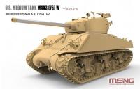 M4A3 (76)W Sherman - US Medium Tank - 1:35