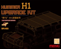 Hummer H1 Upgrade-Kit - 1:24