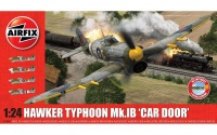 Hawker Typhoon Mk. IB - Car Door - inkl. Luftwaffe Schema - 1:24