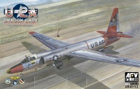 U-2A Dragon Lady - High-Altitude Reconnaissance Aircraft - 1:48