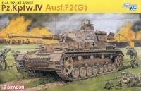 Panzerkampfwagen IV Ausf. F2 / G - 1:35